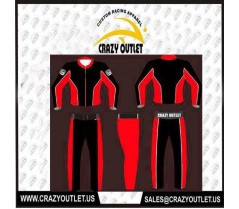 DRAG RACE SUIT