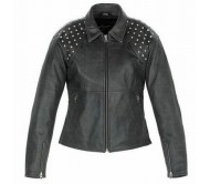 WOMEN LEATHER FASHION JACKET